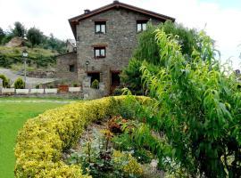 Casa rural Les Flors, Gramós