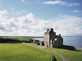 Ackergill Tower Castle, Wick