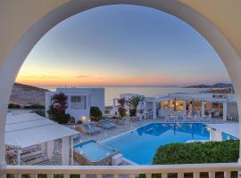 Minois Village Hotel & Spa, Parasporos