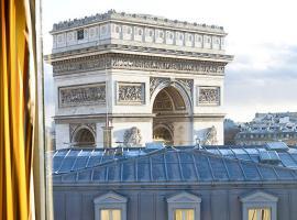 Aparthotel Adagio Access Paris Tilsitt