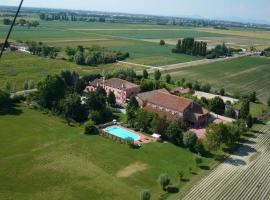 Bordeghina B&B In Farmhouse, Pontecchio Polesine