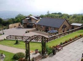 Winchfawr Lodge, Merthyr Tydfil