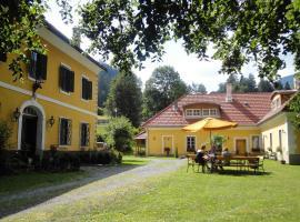 Lindenhof, Murau