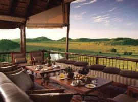 Tshukudu Bush Lodge, Ledig