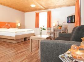 Hotel Kuchler-Wirt, Treffen