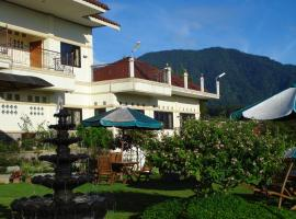 Tangko Inn Resort, Puncak