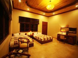 Green Eye Resort, Xom Ba Da
