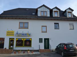 Pension Assmann, Langenbruck