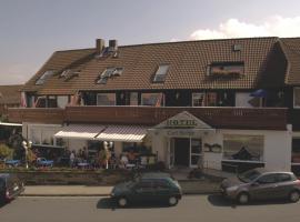 Hotel Cafe Bothe, Wolfshagen