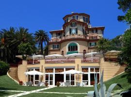 Romantik Hotel Villa Pagoda, Nervi