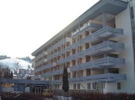 Hotel Intus, Vatra Dornei