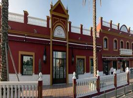 Hotel El Juncal, Brenes
