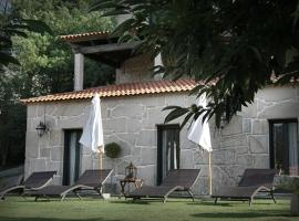 Casa do Ouro, Aldán