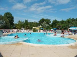 Camping Le Clos Cottet, Angles