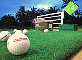 Palm Driving Range & Resort, Krabi town