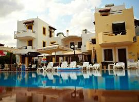 Sun And Sea Apartments, Hersonissos