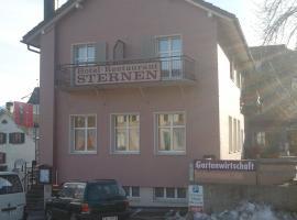 Hotel Restaurant Sternen, Obstalden