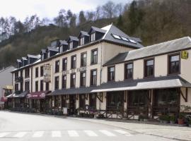 Auberge d'Alsace Hotel de France, Bouillon