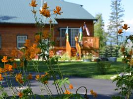 Alaska's Lake Lucille Bed & Breakfast, Wasilla