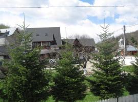 Pension Sf Nicolae, Kecsed