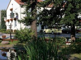Hotel & Gasthaus Zum Eichenkranz, Kolzenburg