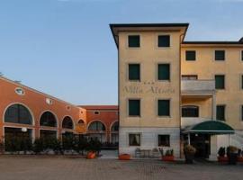 Hotel Villa Altura, Ospedaletto Euganeo