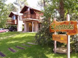 Cabañas Entreverdes, Villa Gesell