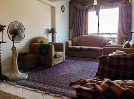 Three Bedroom Furnished Apartment at Nasr City, Kairo