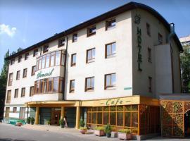 Dominik Hotel, Donetsk