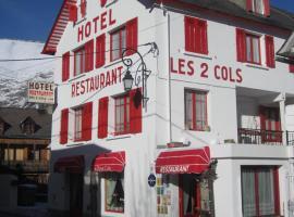 Hôtel des Deux Cols, Campan