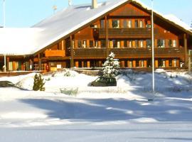 Sillongen Toten Hotel, Boverbru