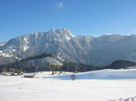 Chalet Ermina Bed & Breakfast