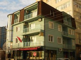 Hotel City Central, Prishtinë
