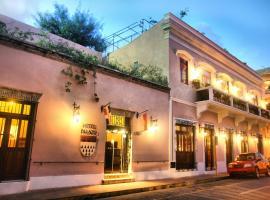 Boutique Hotel Palacio, Santo Domingo