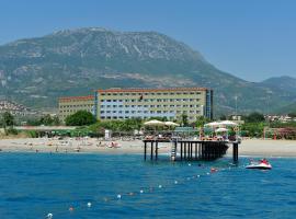 Dinler Hotels Alanya, Kargicak