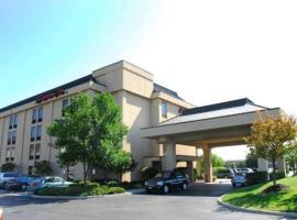 Hampton Inn Columbus-International Airport, Gahanna