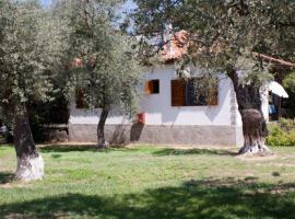 Patroudis House, Skala Rahoni