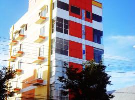 Hotel Divachk, Manado