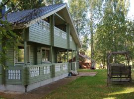 Loma-Rantala Cottages, Tahkovuori