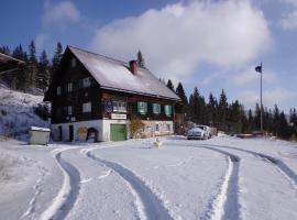 Bruckerhütte, Lachtal