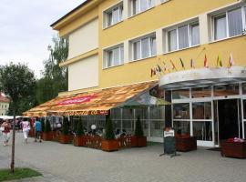 Arkada Hotel, Bučovice