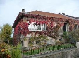 Villa Blanche gîte, Metz