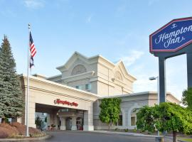 Hampton Inn Idaho Falls / Airport, Idaho Falls