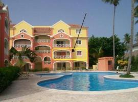Apartamento B6 El Dorado Village, Punta Cana