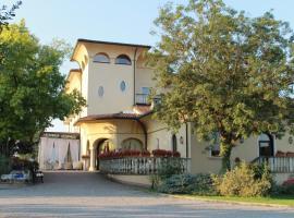 Villa Belvedere 1849, Misano di Gera d'Adda