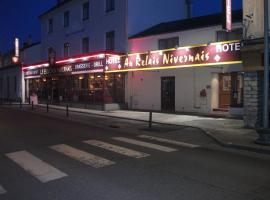 Au Relais Nivernais, Nevers