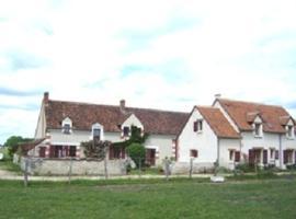 Elevage de l'Ebat, Cour-Cheverny