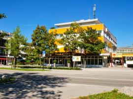 Hotel Pazific, Ottobrunn