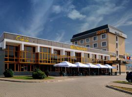 Hotel Ciao, Târgu-Mureş