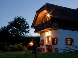 Ferienhaus Friedrich - Honigmond im Troadkast´n, Hartberg